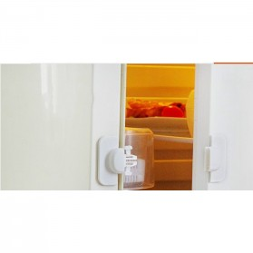 Safety Lock Pintu - White - 4