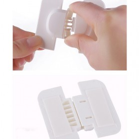 Safety Lock Pintu - White - 5