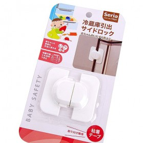 Safety Lock Pintu - White - 7
