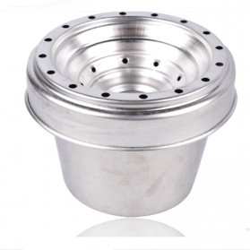 Alat Peras Jus Buah Stainless Steel - Silver - 6