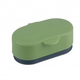 Sealer Penutup Bungkus Snack Size L - Green - 4