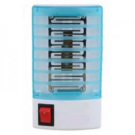 Lampu Pembasmi Nyamuk 4 LED - Blue