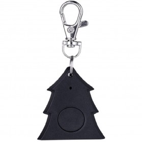 Bluetooth Tracker Model Pohon Natal - Black
