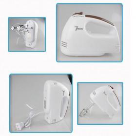 SCARLETT Mixer Tangan 7 Kecepatan 100W - HE-133 - White - 3