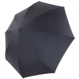 Payung Terbalik Double Layer - Black/Blue - 4
