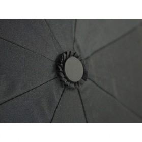 Payung Terbalik Double Layer - Black/Blue - 6