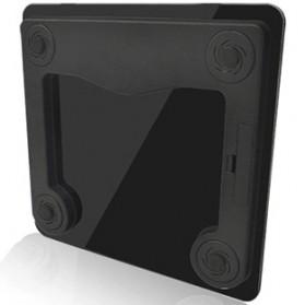 Timbangan Badan Elektronik Bluetooth 150KG - Taffware SC-07 - Black - 3