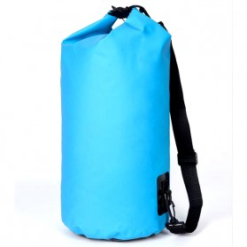 Tas Anti Air Dry Bag 5 Liter - Blue