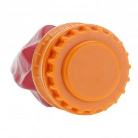 Pocket Shot Kantong Ketapel Latex - XH-098 - Red/Yellow - 5