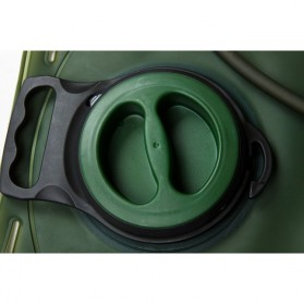 Kantung Air Minum Outdoor TPU Water Bag 2L - Green - 3
