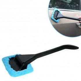 Tirol Sikat Microfiber Pembersih Mobil - Blue