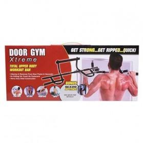 Door Gym Extreme Alat Pull Up Pintu - HB06 - Black - 9