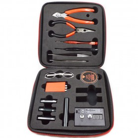 Coil Master Coiling Kit Modding Vaporizer - Multi-Color - 1