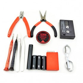 Coil Master Coiling Kit Modding Vaporizer - Multi-Color - 4