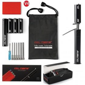 Coil Master Cooling Kit V4 - Black/Red - 2