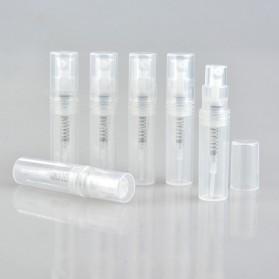 Botol Parfum Travel 2ml - JSPP-3 - Transparent - 2
