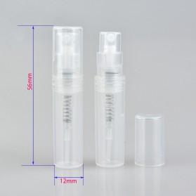 Botol Parfum Travel 2ml - JSPP-3 - Transparent - 5