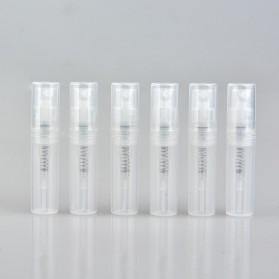 Botol Parfum Travel 2ml - JSPP-3 - Transparent - 6