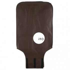 ITO Cover Koper Waterproof Size S - Coffee