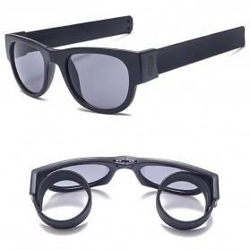 Kacamata Flee Slap Polarized - Black