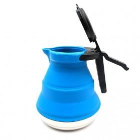 Teko Lipat Air Panas Portabel - JJ230 - Blue