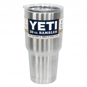 Yeti Rambler Thermos Stainless Steel 900ml - Silver