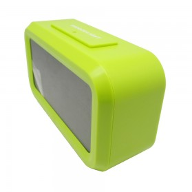 Taffware Fanju Jam LCD Digital Clock with Alarm - JP9901 - Green - 3