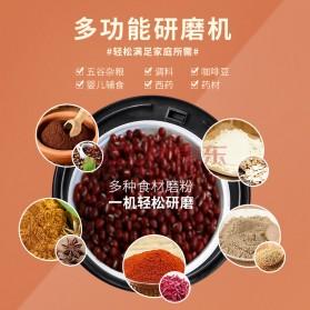 PINK BUNNY Penggiling Kopi Bumbu Kering Spice Coffee Grinder Elektrik - CX-702 - Black - 5