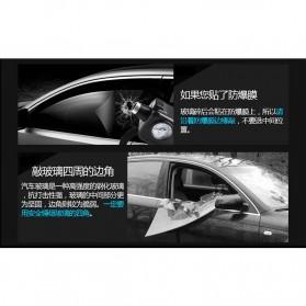 Qiangshen Pompa Angin Ban Mobil Handheld Air Compressor - QP238700 - Black/Yellow - 7