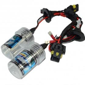 FORAUTO Lampu Mobil Headlight HID Xenon 9005 6000K 35W 1 PCS
