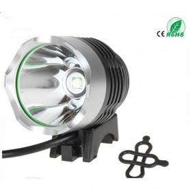 Headlamp Lampu Sepeda 2000 Lumens CREE XML - T6 - Black - 8