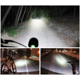 Headlamp Lampu Sepeda 2000 Lumens CREE XML - T6 - Black - 2