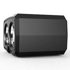 ZACRO Headlamp Lampu Sepeda USB Rechargerable CREE Dual XML-T6 - Y15 - Black - 5