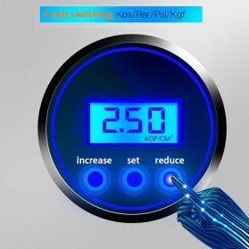 AIKEZI Inflator Pompa Angin Ban Mobil Elektrik 150 PSI LCD Display - AKS-5501 - Black - 2