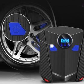 AIKEZI Inflator Pompa Angin Ban Mobil Elektrik 150 PSI LCD Display - AKS-5501 - Black - 3