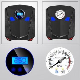 AIKEZI Inflator Pompa Angin Ban Mobil Elektrik 150 PSI LCD Display - AKS-5501 - Black - 6