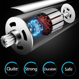 AIKEZI Inflator Pompa Angin Ban Mobil Elektrik 150 PSI LCD Display - AKS-5501 - Black - 7