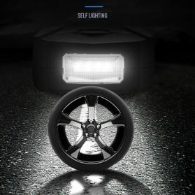 AIKEZI Inflator Pompa Angin Ban Mobil Elektrik 150 PSI LCD Display - AKS-5501 - Black - 8