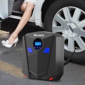 AIKEZI Inflator Pompa Angin Ban Mobil Elektrik 150 PSI LCD Display - AKS-5501 - Black - 10