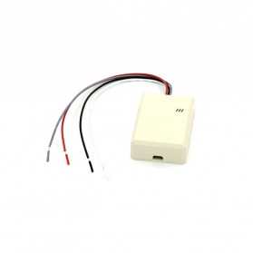 T-3 Smart Universal Car Steering Wireless Remote Control Musik GPS DVD - T-301 - Black - 6