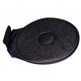 Bantal Mobil Putar 360 Rotation Swivel Foam Car Seat 2 PCS - FH1021 - Black - 5