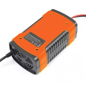 Taffware Venus Intelligent Battery Charger Aki Mobil 12V6A - UD20 - Orange - 6