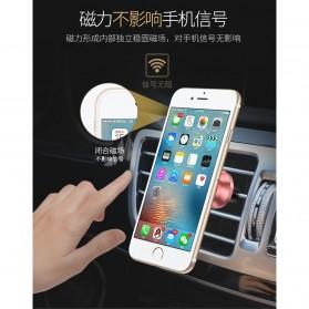 TORRAS 360 Rotation Smartphone Air Vent Car Holder Magnetic - V9 - Black - 6