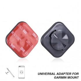 INBIKE Smartphone Holder Adapter Sepeda untuk Aero Garmin Mount - ZTTO - Black