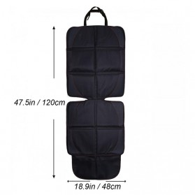 Vorcool Cover Jok Mobil Bayi Anti Air Car Baby Car Seat Mats - 2070937 - Black - 3