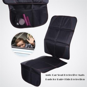 Vorcool Cover Jok Mobil Bayi Anti Air Car Baby Car Seat Mats - 2070937 - Black - 5