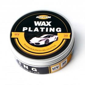 AUTO CARE Wax Plating Platinum Burnish Car Scratch Repair Agent Waterproof UV Coating with Sponge - H-1337 - Black - 3