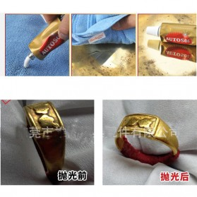AUTOSOL Cream Pengkilat Besi Wax Metal Polish 75ml - H-1338 - 5