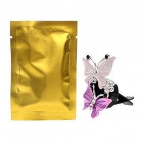 YOSOLO Parfum Mobil Air Vent Car Parfume Desain Kupu-Kupu - 14002 - Purple - 4