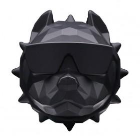 YOSOLO Parfum Mobil Air Vent Car Parfume Desain Bulldog - BDA-001 - Black